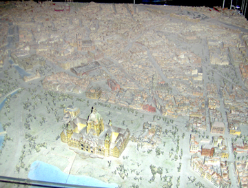 Model of Hannover
