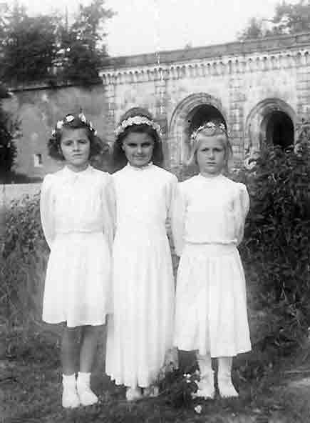 Ingostadt First Holy Communion