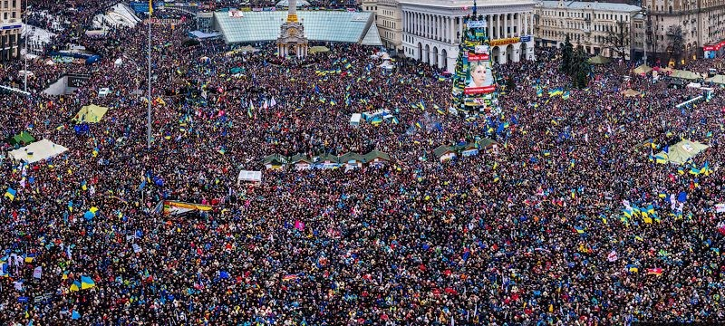 Ukraine Protests at Euromaiden